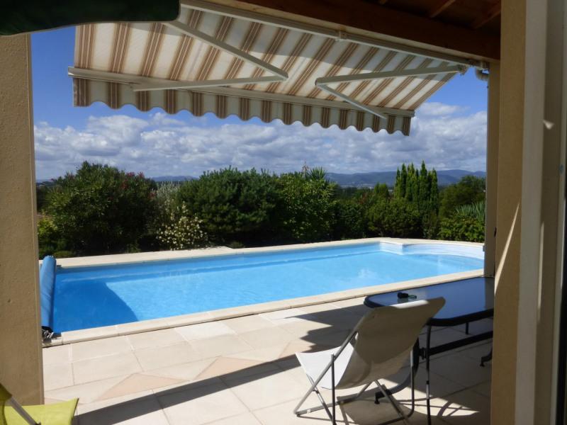 Vente maison / villa Montéléger 437000€ - Photo 1