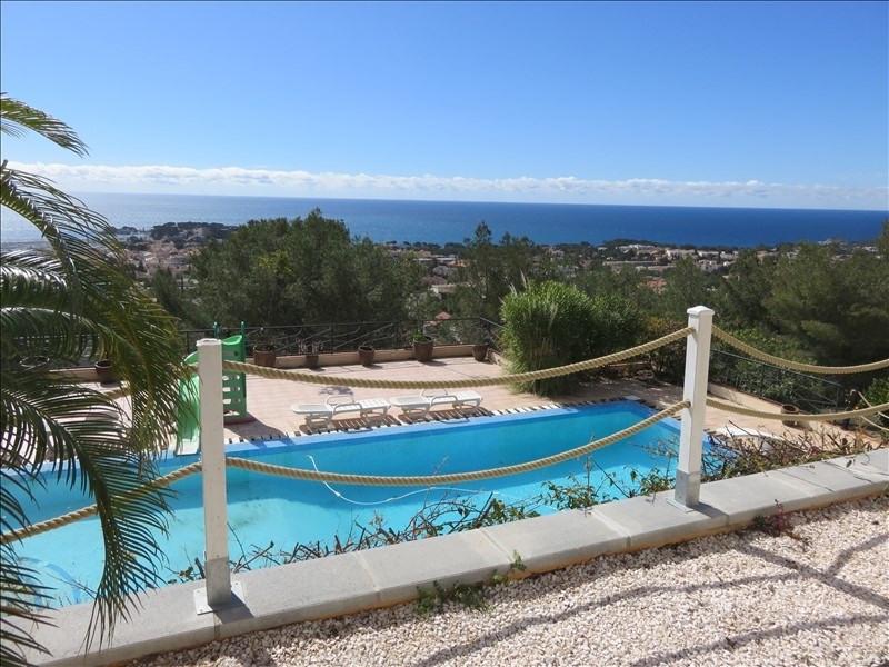 Deluxe sale house / villa Bandol 2300000€ - Picture 1