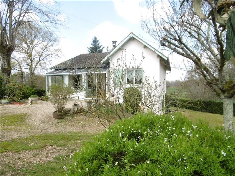 Sale house / villa St laurent des hommes 113000€ - Picture 1