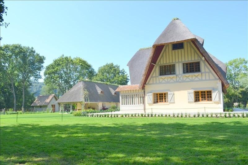 Deluxe sale house / villa Pont audemer 695000€ - Picture 1