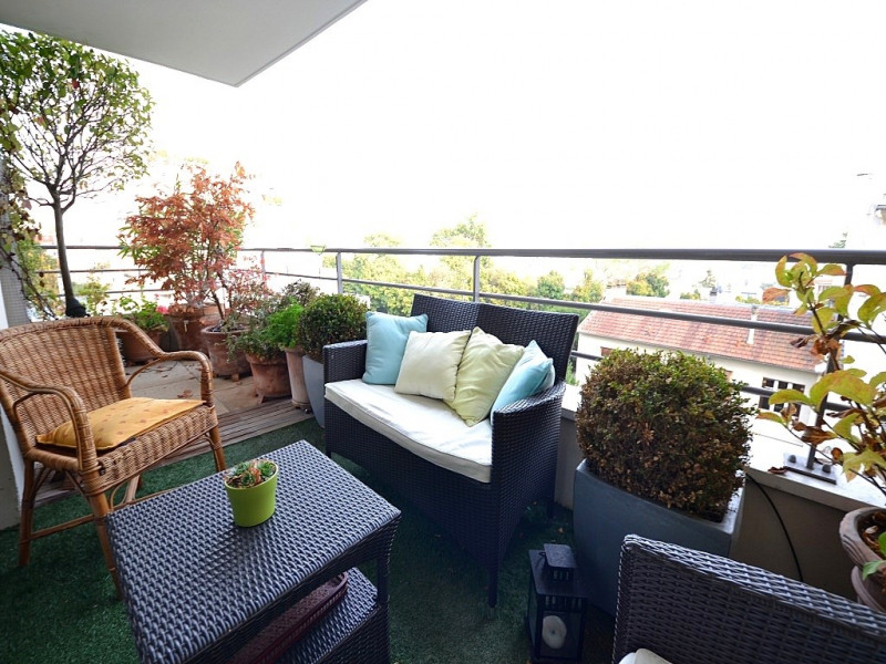 Vente de prestige appartement Suresnes 830 000€ - Photo 5