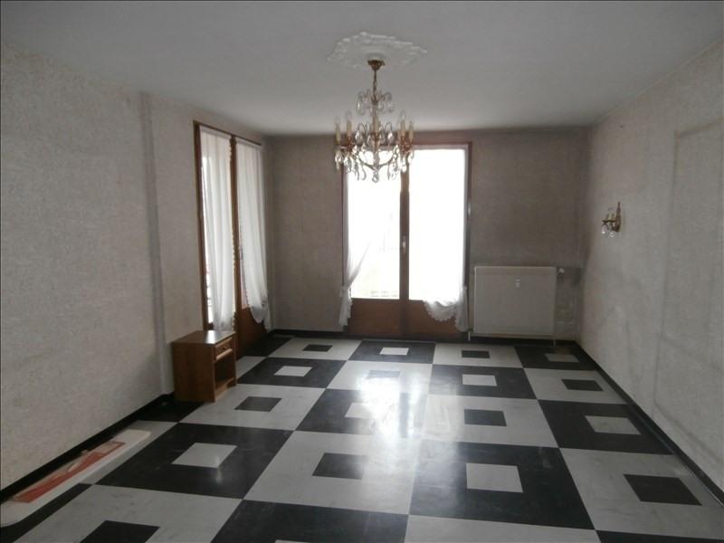 Sale apartment Manosque 137000€ - Picture 1