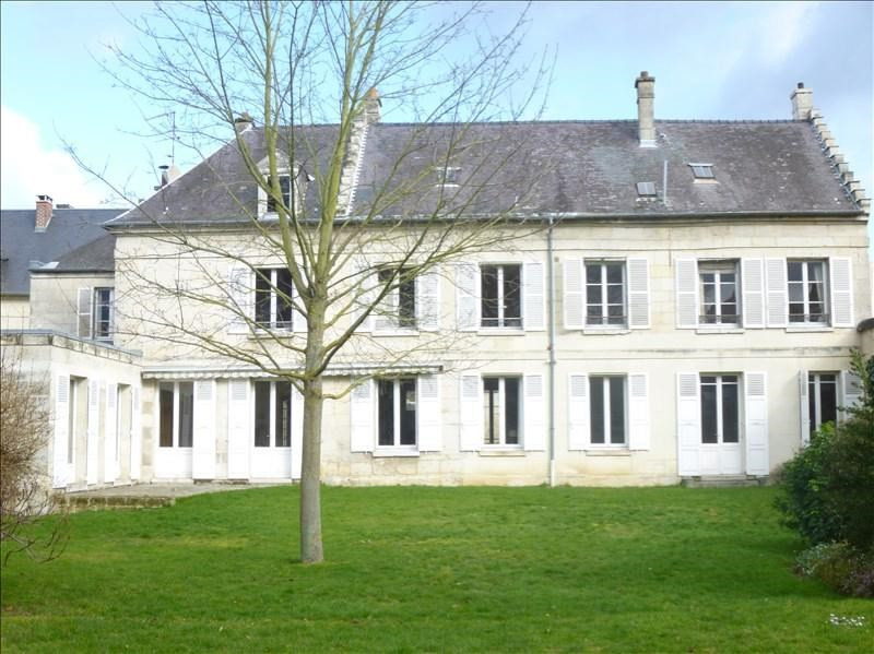 Vente maison / villa Soissons 498000€ - Photo 1