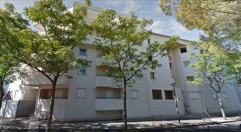 Locação apartamento Montpellier 548€ CC - Fotografia 1