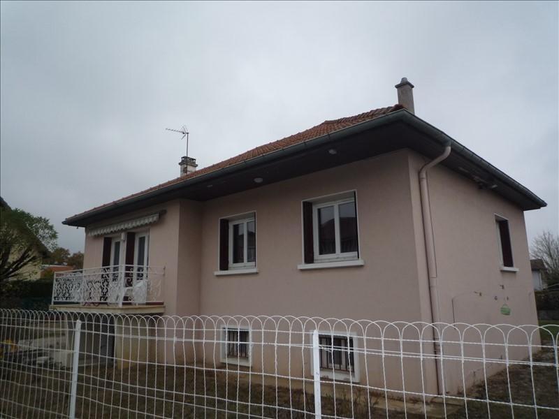 Vente maison / villa Pont de cheruy 237000€ - Photo 6
