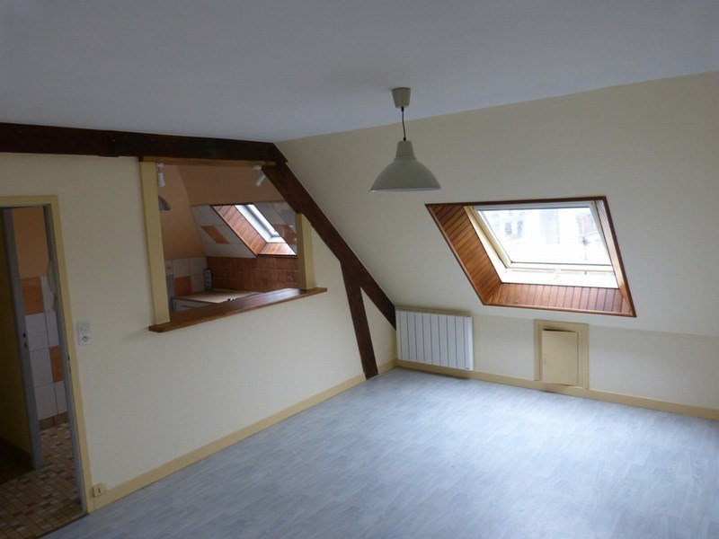 Rental apartment Coutances 380€ CC - Picture 1