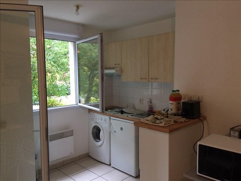Vente appartement Poitiers 65000€ - Photo 2