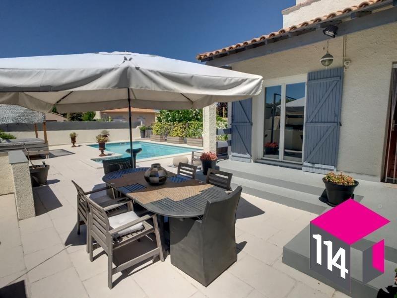 Vente maison / villa Baillargues 499500€ - Photo 1