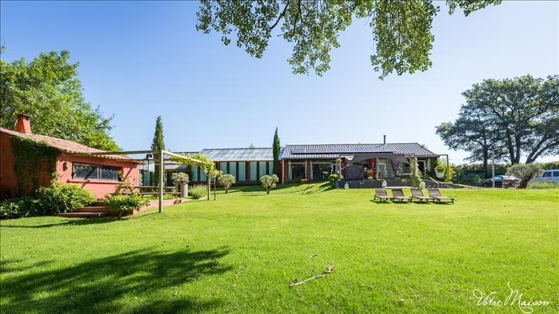 Deluxe sale house / villa Rousset 695000€ - Picture 1