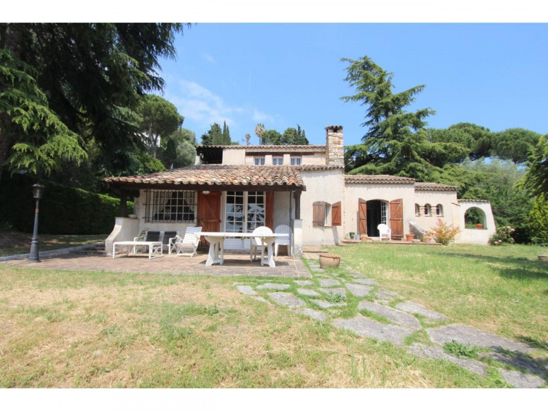 Deluxe sale house / villa Nice 1050000€ - Picture 1