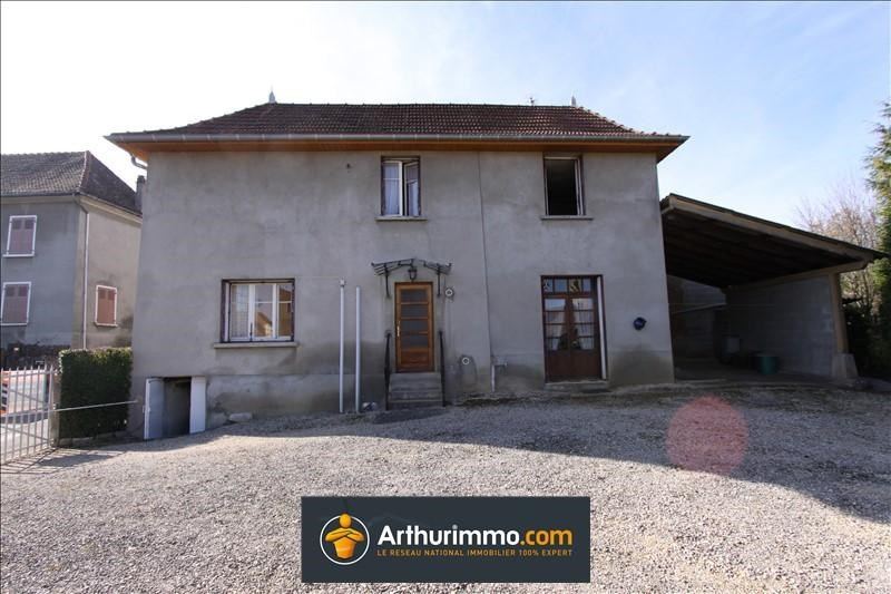 Sale house / villa Dolomieu 112 000€ - Picture 1