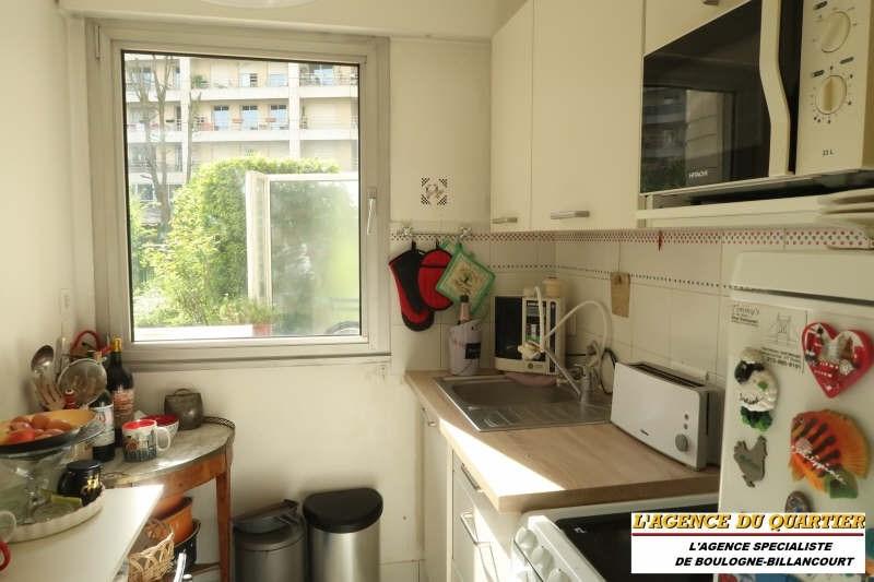 Vente appartement Boulogne billancourt 253500€ - Photo 4