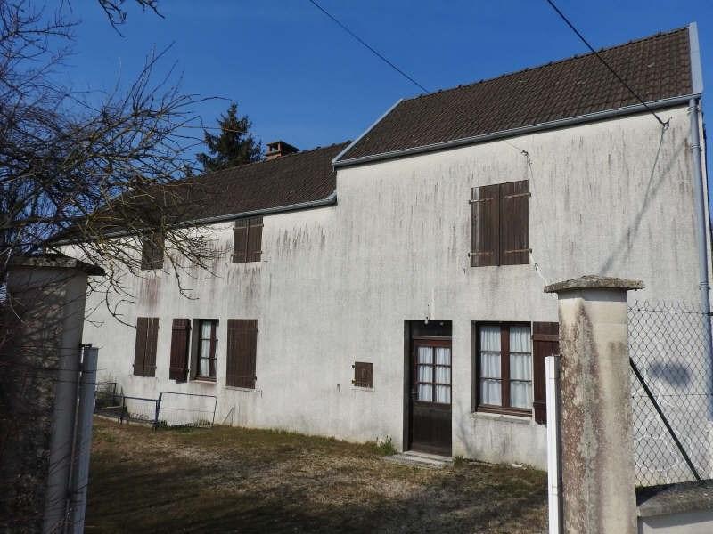 Vente maison / villa Village proche chatillon 100000€ - Photo 1