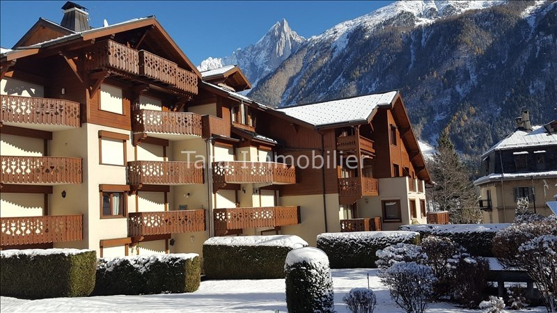 Vente appartement Chamonix mont blanc 495 000€ - Photo 1