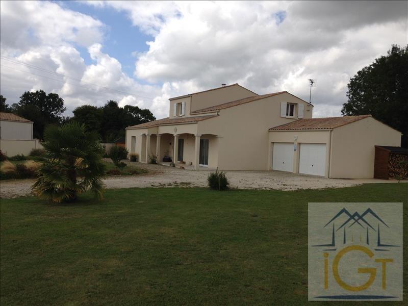 Vente maison / villa Aigrefeuille d aunis 294000€ - Photo 1