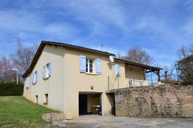 Vente maison / villa Camboulit 181050€ - Photo 1