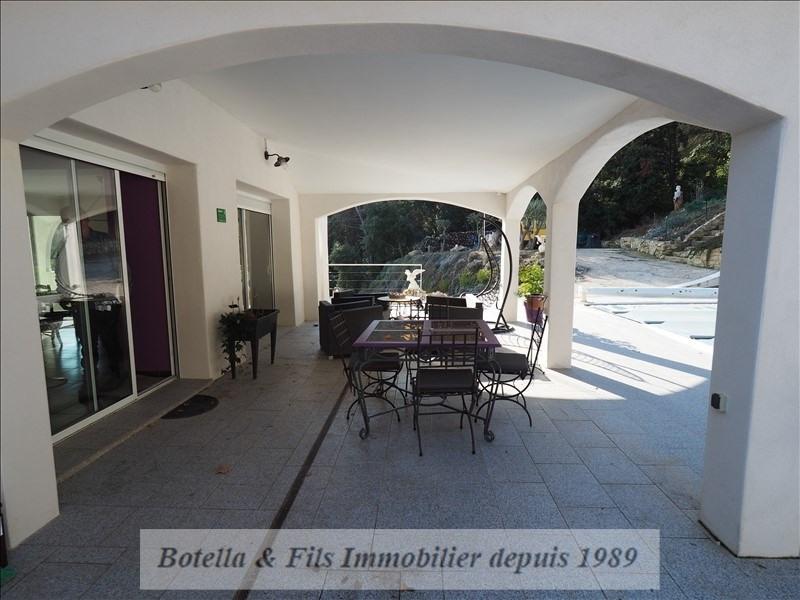 Verkauf von luxusobjekt haus Bagnols sur ceze 577000€ - Fotografie 13