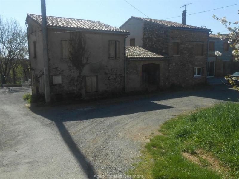Locação casa St antonin de lacalm 450€ CC - Fotografia 9