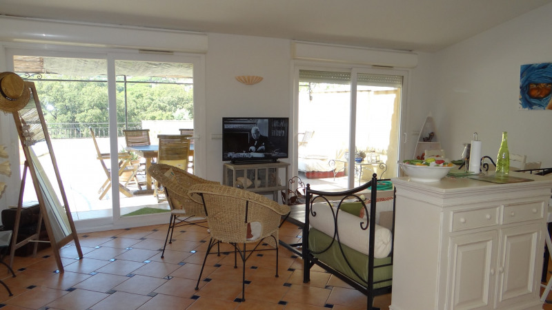 Location vacances appartement Cavalaire 700€ - Photo 10