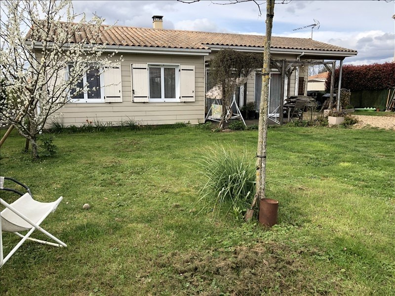 Vente maison / villa Smarves 173000€ - Photo 1
