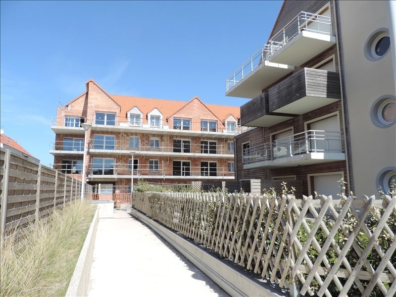 Vente appartement Fort mahon plage 176 000€ - Photo 1