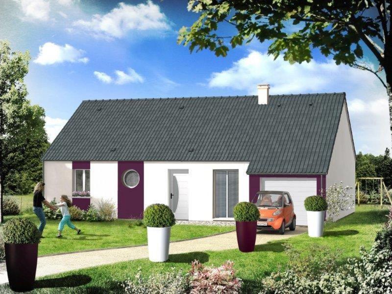 Maison  5 pièces + Terrain 700 m² Romilly-sur-Andelle par RESIDENCES INTER ROUEN