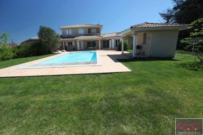 Deluxe sale house / villa Montastruc-la-conseillere secteur 630000€ - Picture 1