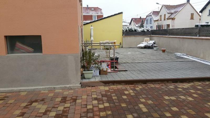Venta  casa Wittenheim 265000€ - Fotografía 6