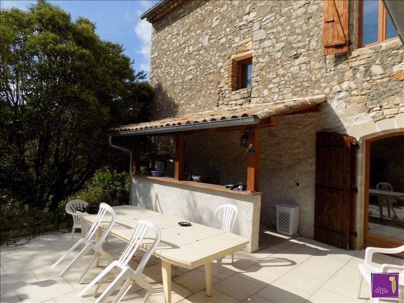Vendita casa Barjac 413000€ - Fotografia 4