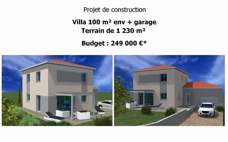 Terrain constructible Montbrison