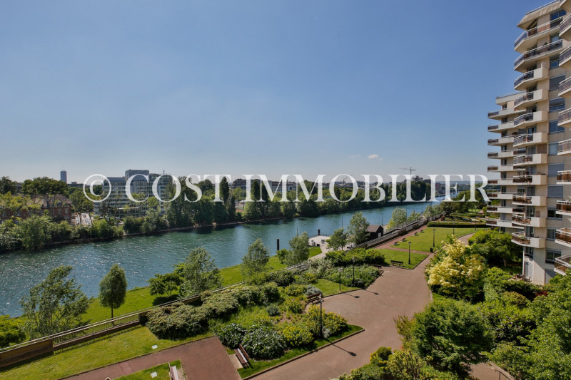 Deluxe sale apartment Courbevoie 1 050 000€ - Picture 15