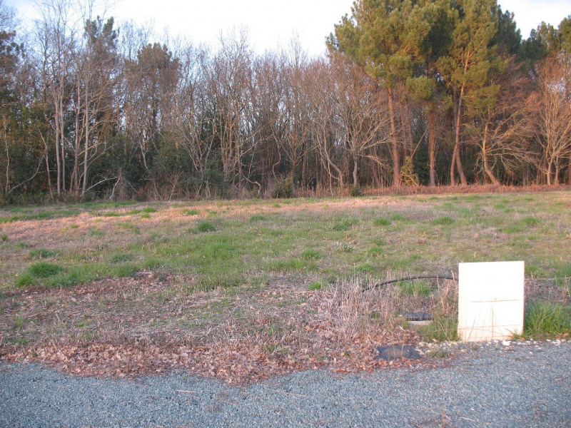Vente terrain Etaules 71 400€ - Photo 1