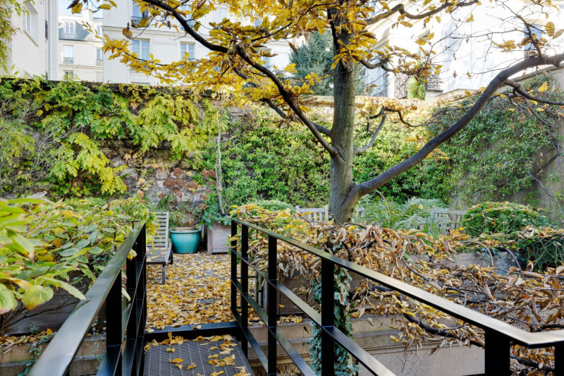 Revenda residencial de prestígio palacete Paris 16ème 8500000€ - Fotografia 5