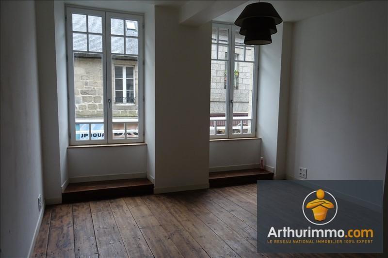Rental apartment Quintin 335€ CC - Picture 1