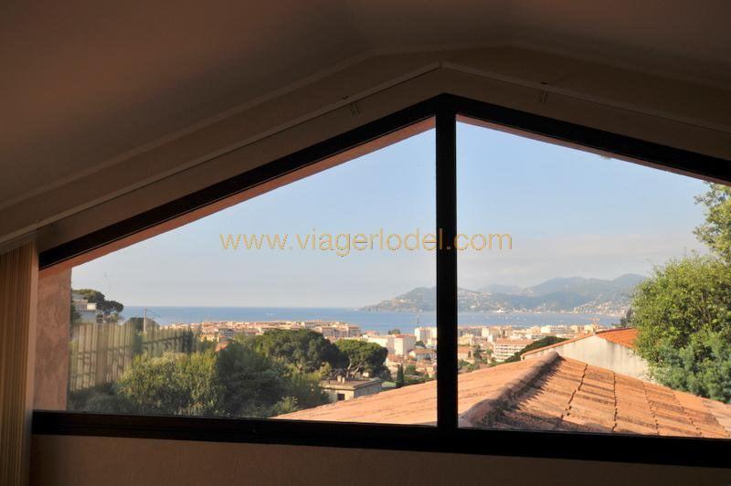 Revenda residencial de prestígio casa Cannes 895000€ - Fotografia 15