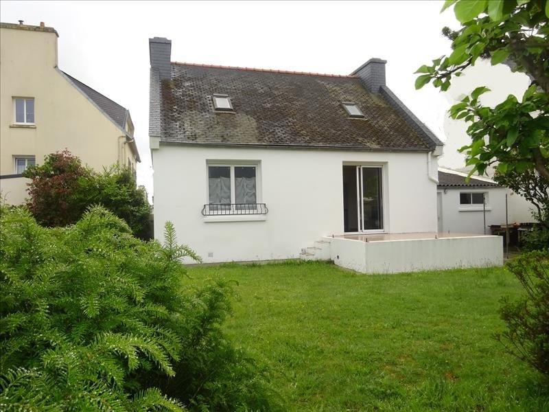 Sale house / villa Plabennec 157500€ - Picture 1