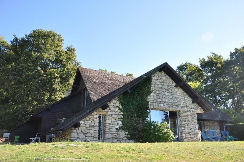 Deluxe sale house / villa St nom la breteche 1265000€ - Picture 1