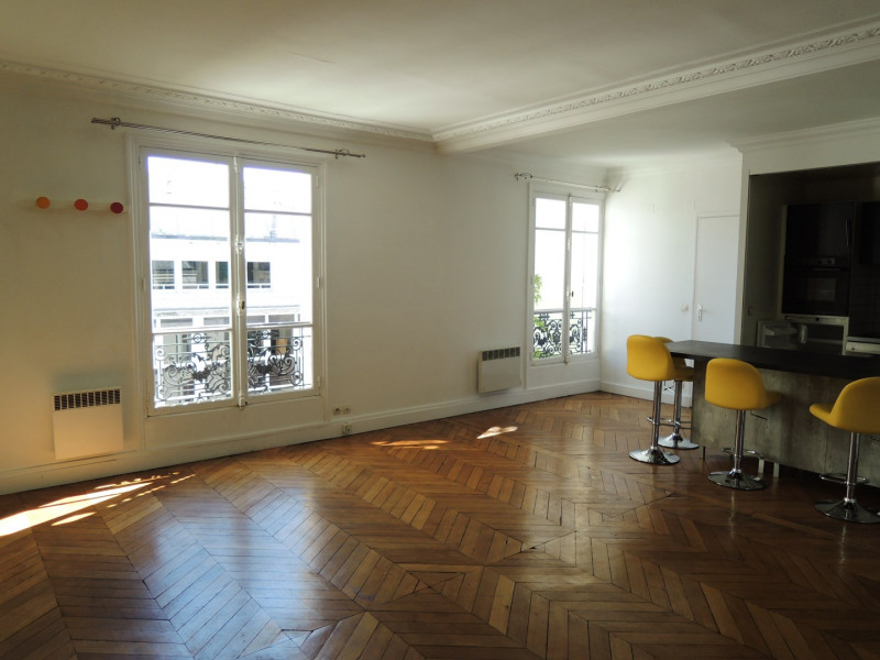 Studio Rue de Lisbonne