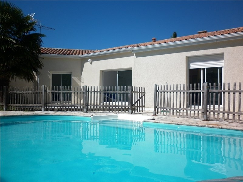 Vente maison / villa St vivien 305370€ - Photo 1