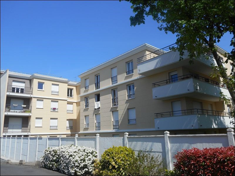 Rental apartment Viry-chatillon 621€ CC - Picture 1
