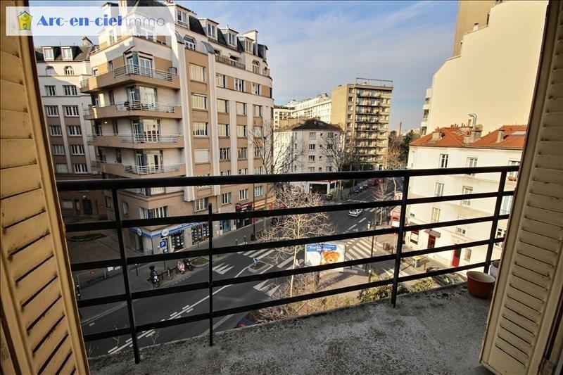 Sale apartment Paris 16ème 649000€ - Picture 2
