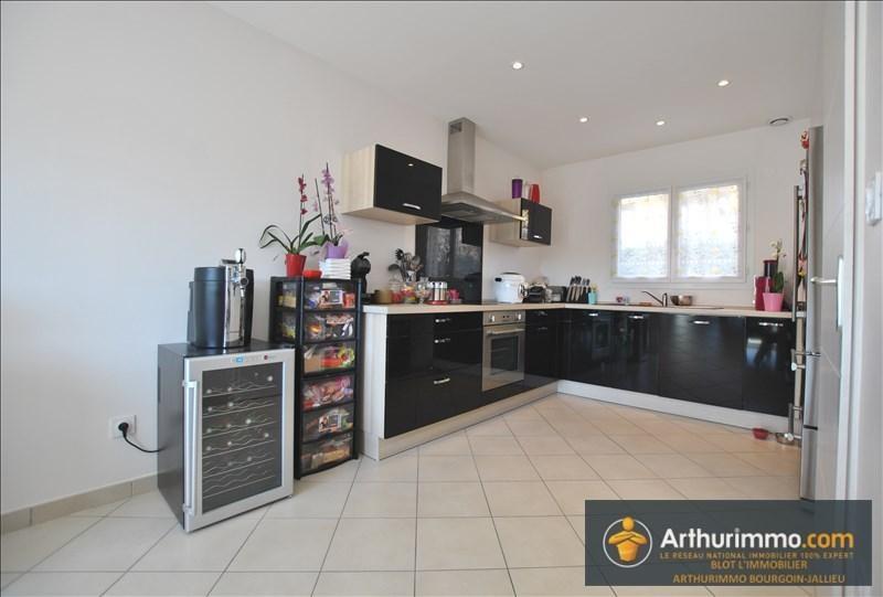 Vente maison / villa Bourgoin jallieu 229000€ - Photo 2