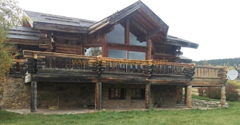 Life annuity house / villa Bolquère 780000€ - Picture 1