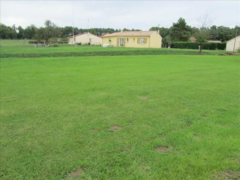 Vente terrain Minzac 33 000€ - Photo 1