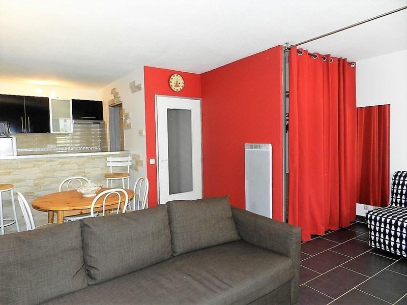 Location vacances appartement La grande motte 338€ - Photo 1