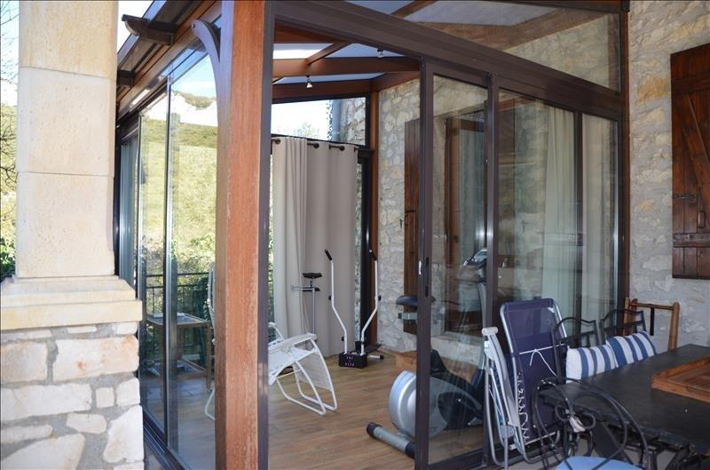 Vente de prestige maison / villa Vallon pont d arc 613600€ - Photo 16