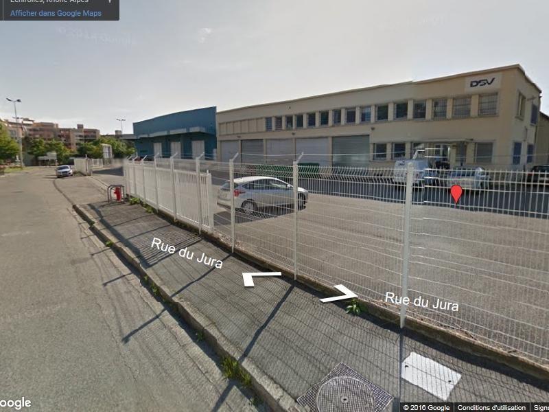 Location Local d'activités / Entrepôt Échirolles 0