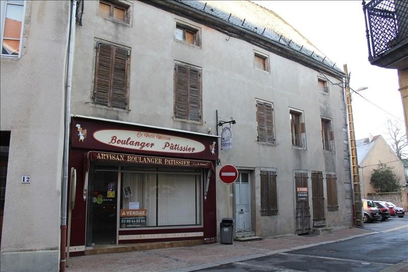 Vente immeuble Saulieu 80000€ - Photo 1