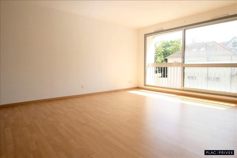 Sale apartment Nancy 108000€ - Picture 1