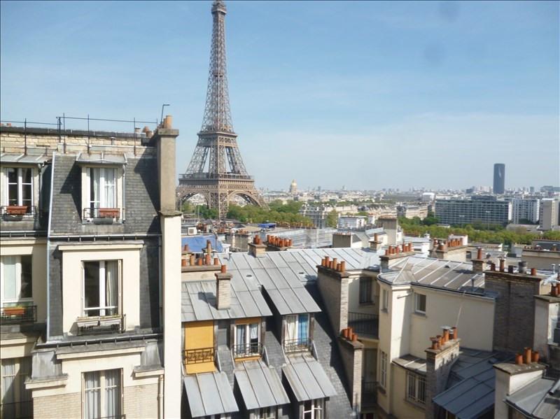 Vente appartement Paris 16ème 155000€ - Photo 1